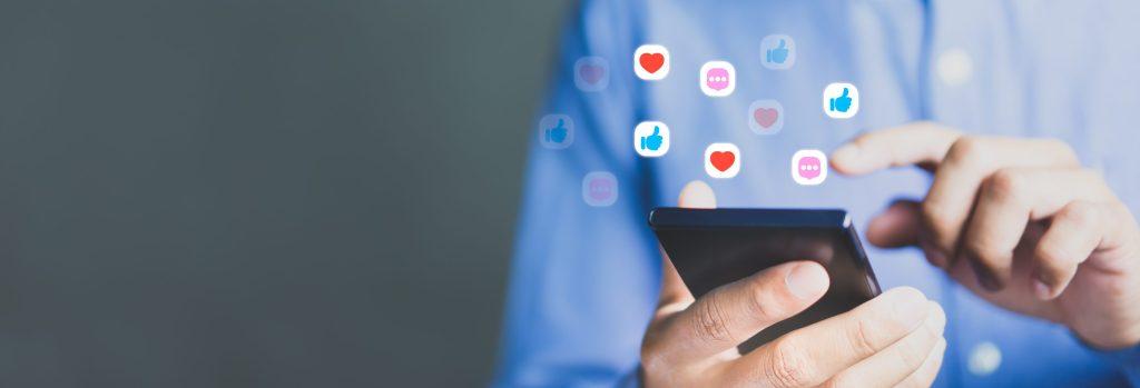 communauté numérique réseaux sociaux
