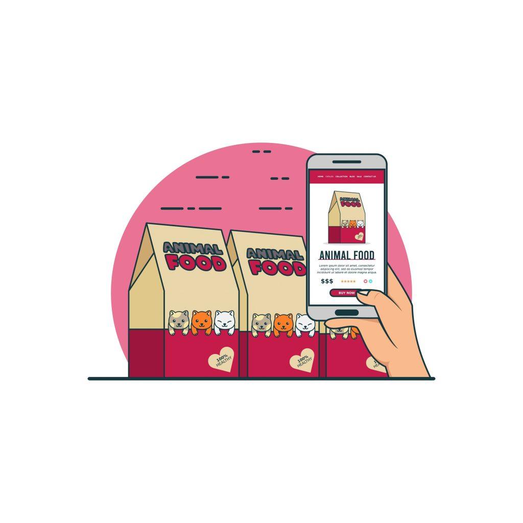 site de vente en ligne pour drive vétérinaire